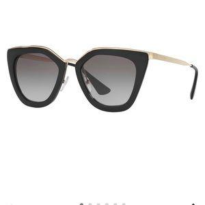 Prada polarized sunglasses. Like new PR 53SS